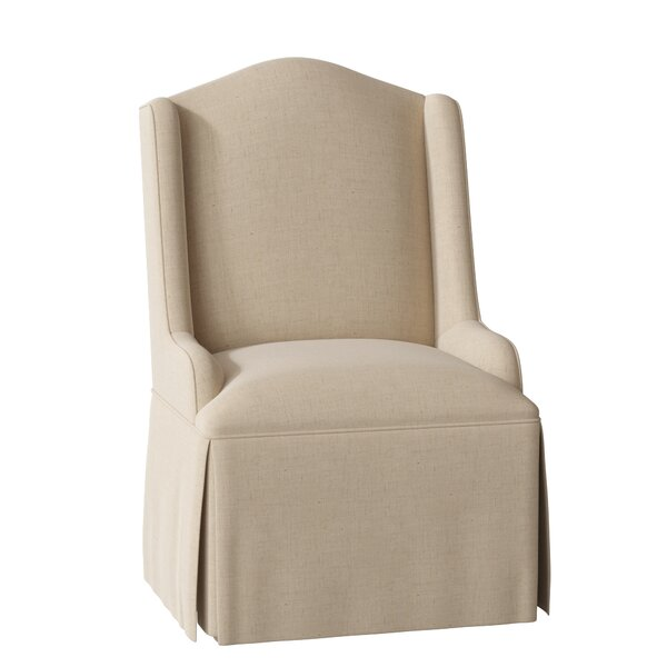 Hartford Wingback Chair by Sloane Whitney