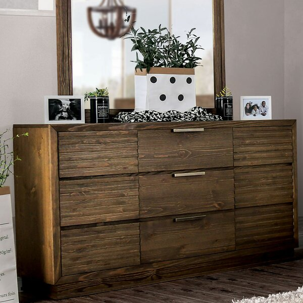Judith Gap 3 Drawer Dresser by Millwood Pines