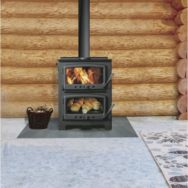 2500 Sq. Ft. Direct Vent Wood Stove By Dimplex