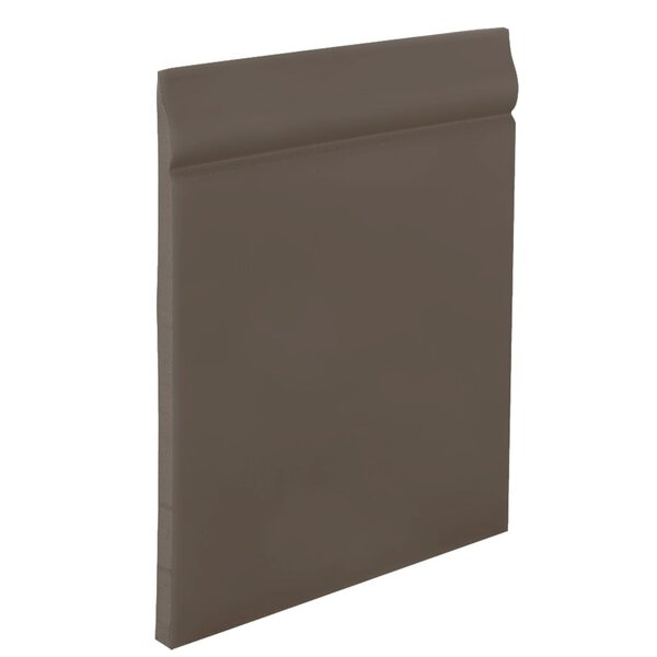 0.13 x 720 x 4.57 Cove Molding in Light Brown by ROPPE