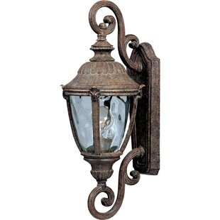 Best Choices Jarrett 1-Light Outdoor Wall Lantern By Astoria Grand