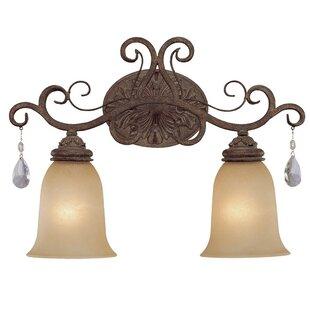 Buying Lilliane 2-Light Vanity Light By Astoria Grand