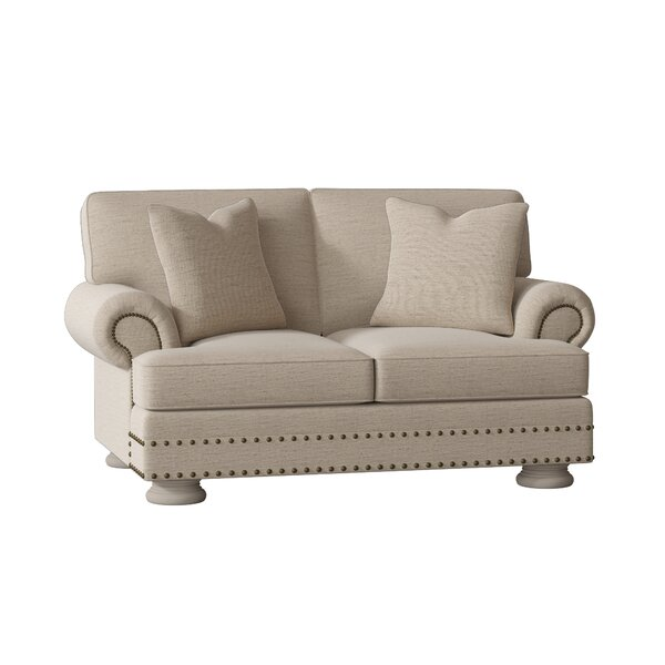 Foster Loveseat by Bernhardt