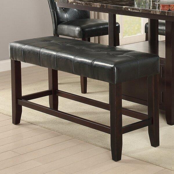 Upper Strode Upholstered Bench By Winston Porter