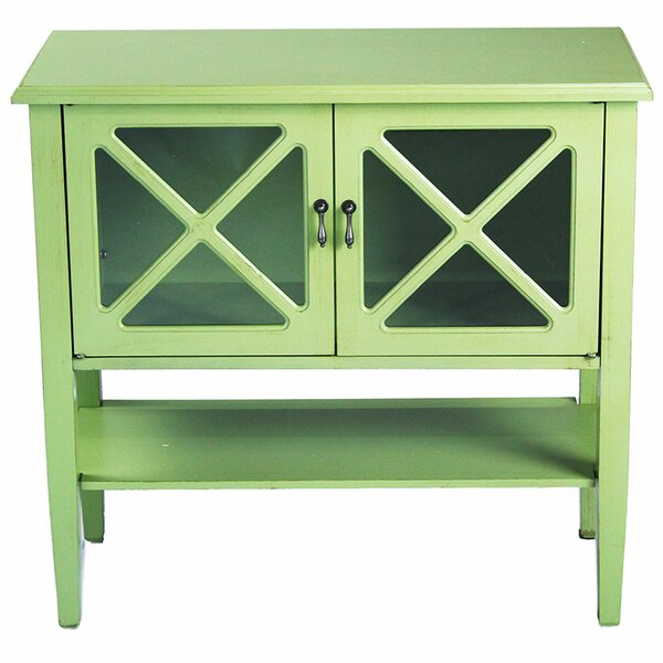 Windle 2 Door Acccent Cabinet by Charlton Home Charlton Home