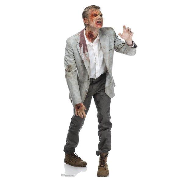 Zombie Snatcher Life Size Cardboard Cutout Standup by Advanced Graphics