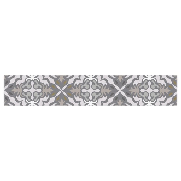 Miranda Mol Let It Snow Table Runner by East Urban Home