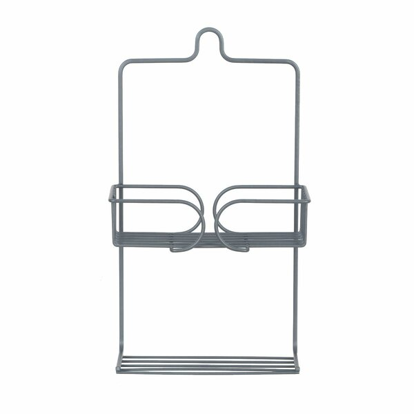 Square Tube Design Shower Caddy by Rebrilliant