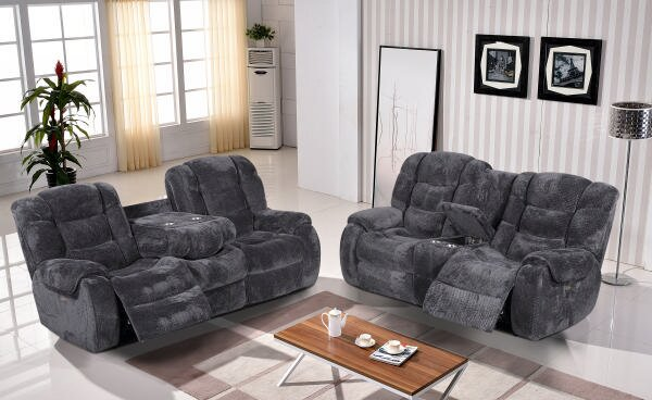Titan Reclining 2 Piece Living Room Set by Red Barrel Studio