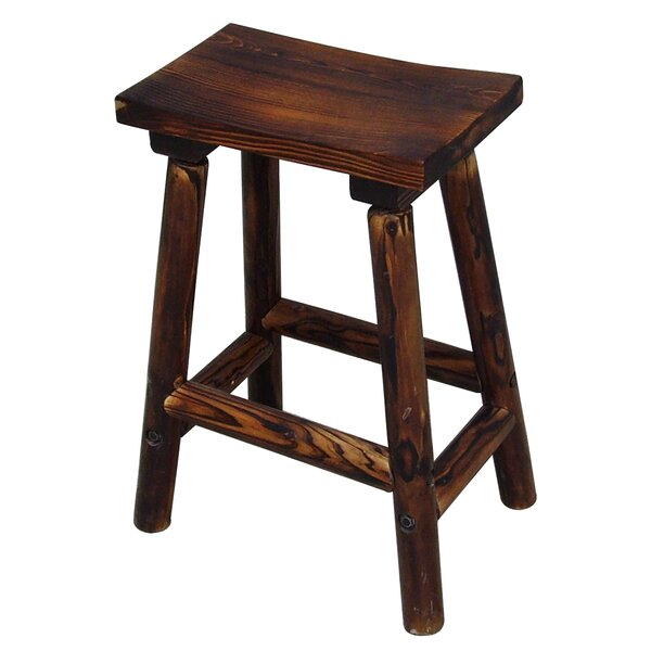 Char-Log 28 Bar Stool by Leigh Country