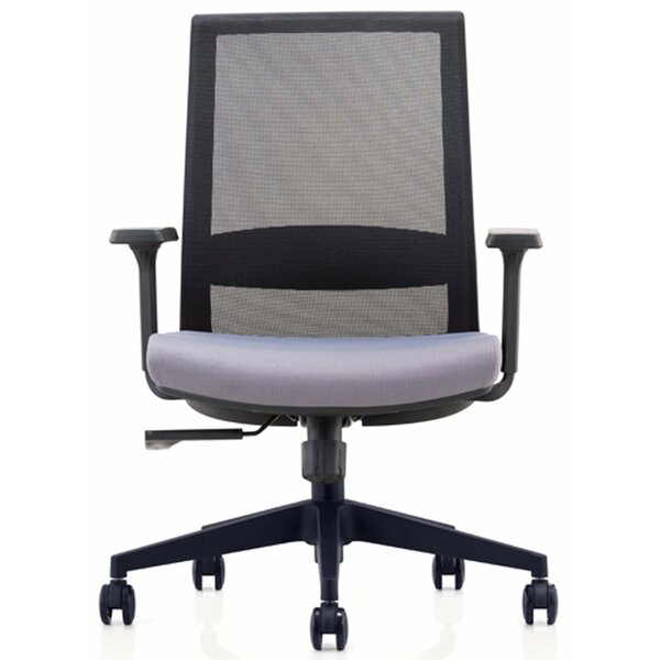 Motion Health and Wellness Mid-Back Ergonomic Mesh Office Chair by Symple Stuff