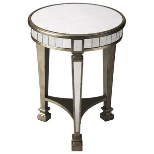 Flaherty End Table with Storage by Bungalow Rose