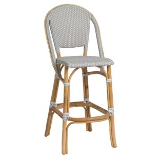 Holder Rattan Bar Stool