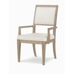 Amina Upholstered Dining Chair (Set of 2) by One Allium Way