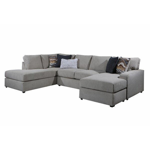 Niantic Sectional By Brayden Studio Best Choices