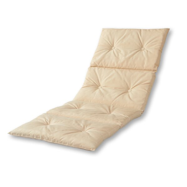 Outdoor Chaise Lounge Cushion by Winston Porter