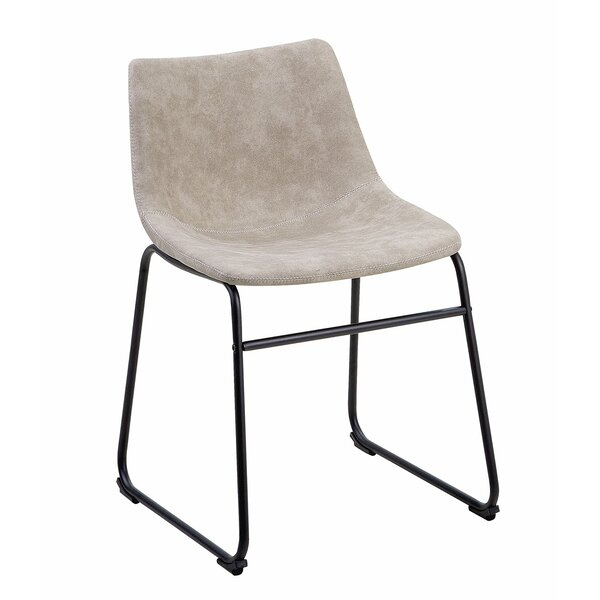 Kimble Upholstered Dining Chair (Set of 2) by 17 Stories