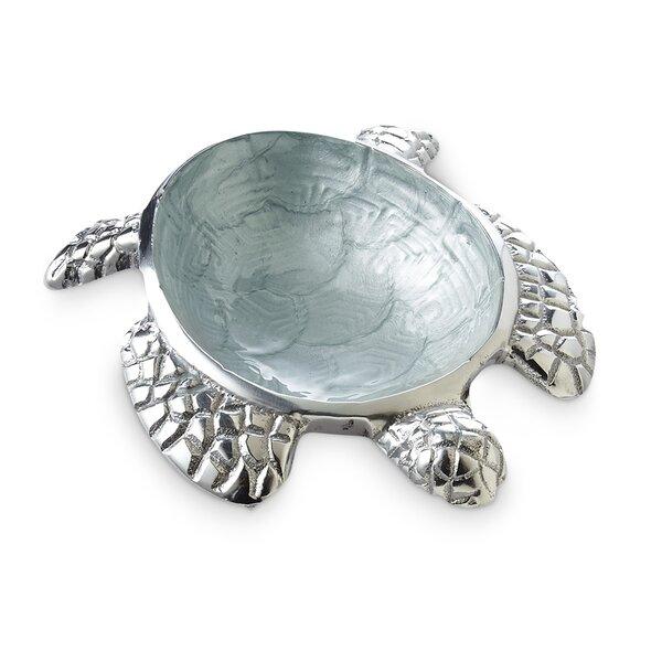 Sea Turtle Decorative Bowl by Julia Knight Inc