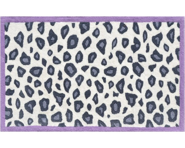 Hand-Woven Purple Area Rug by The Conestoga Trading Co.