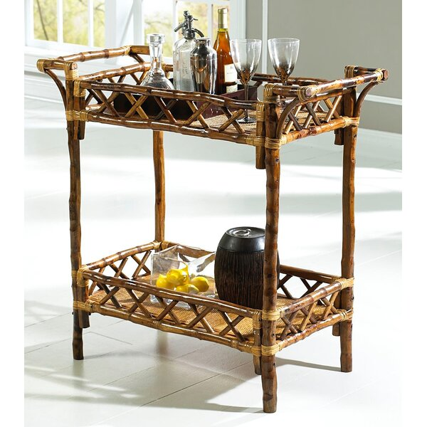 Coastal Chic Bar Cart by Kenian