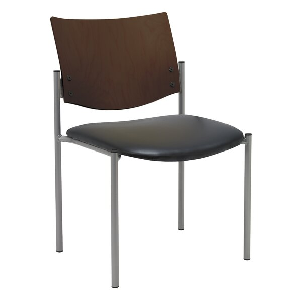 Evolve Armless Guest Chair by KFI Seating