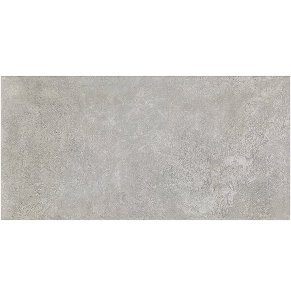 Malaga 12 x 24 Porcelain Field Tile in Greige by Splashback Tile