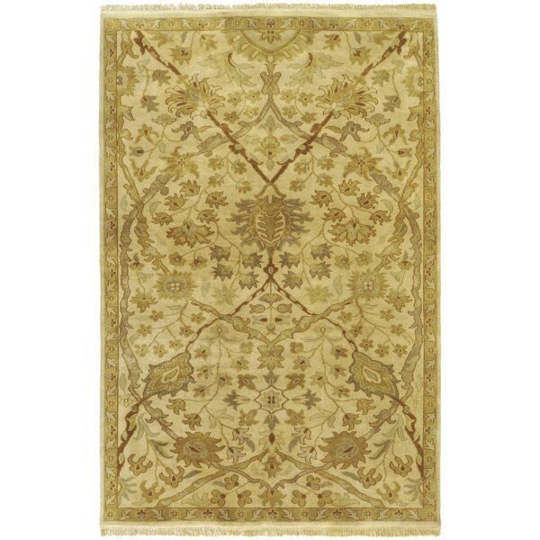 Bawley Gold Area Rug by Darby Home Co