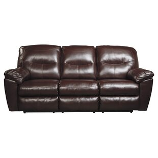 Burkes Reclining Sofa by Red Barrel Studio
