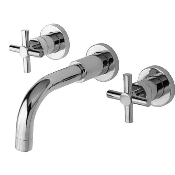 East Linear Lavatory Wall Mounted Bathroom Faucet by Newport Brass Newport Brass