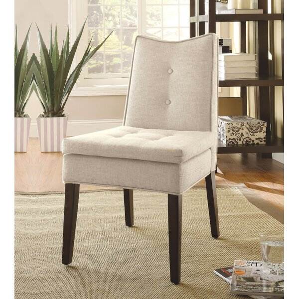 Lisa Side Chair (Set of 2) by A&J Homes Studio