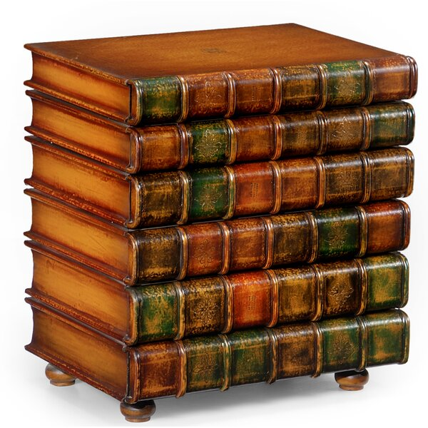 Book Accent Chest by Wildwood