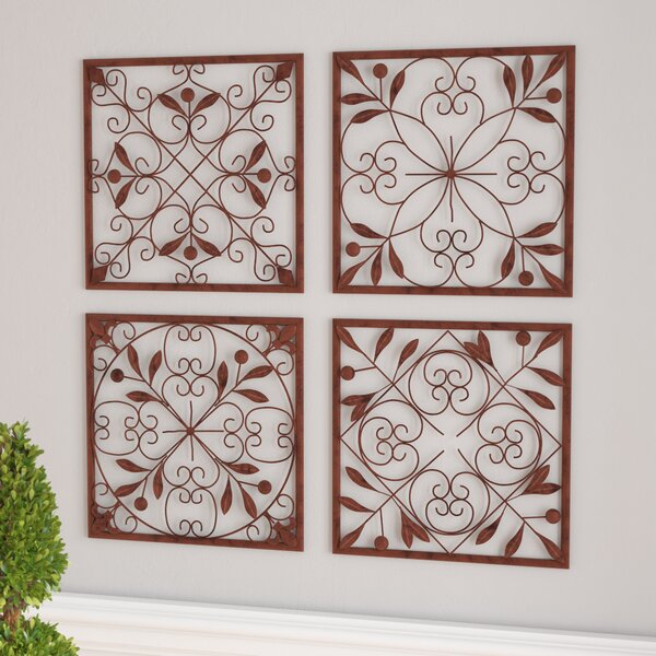 4 Piece Wall Décor Set by Three Posts