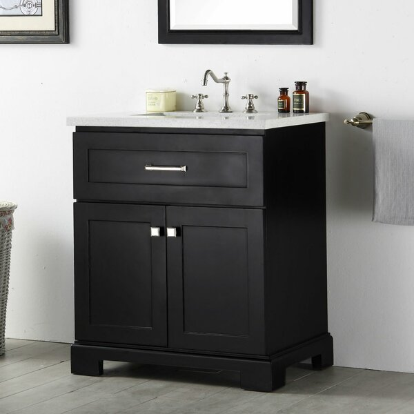 Brevard 30 Single Vanity Set by Gracie Oaks