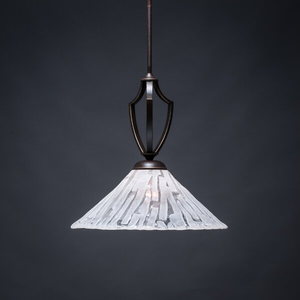 Couto Bowl Pendant by Red Barrel Studio