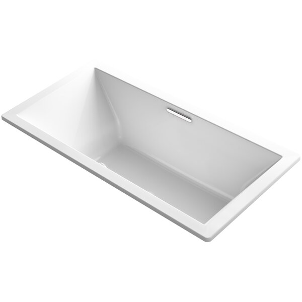 Underscore 72 x 36 Soaking Bathtub by Kohler