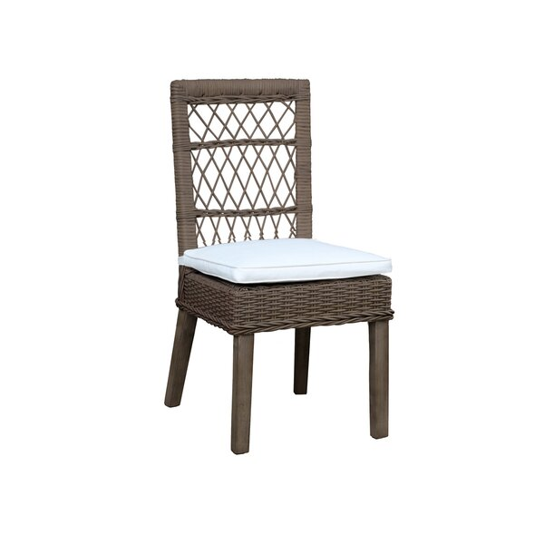 Seaside Upholstered Dining Chair by Panama Jack Sunroom