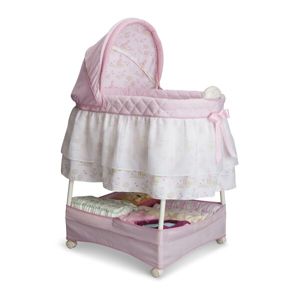 Disney Princess Gliding Bassinet by Delta Children