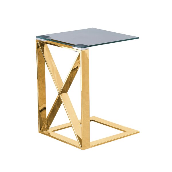 Haxby End Table By Mercer41