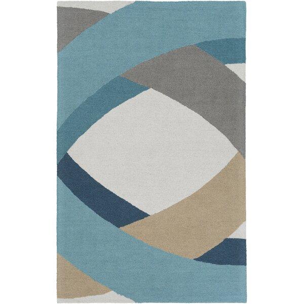 Oswaldo Hand-Tufted Multi Area Rug by Orren Ellis