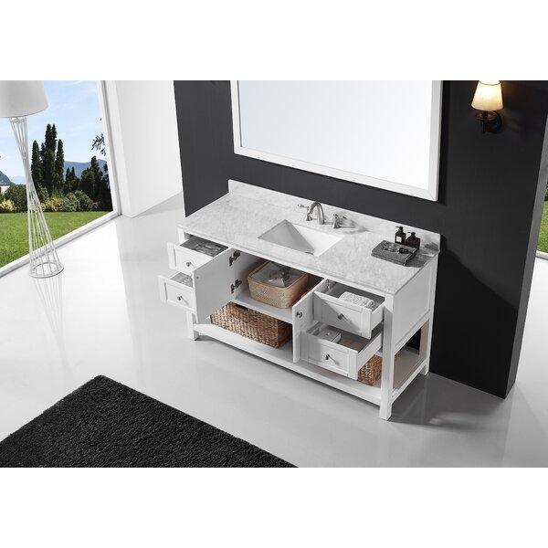 Coe 60 Single Bathroom Vanity Set