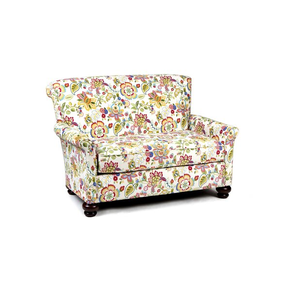 Online Shopping Top Rated Whitner Settee by Winston Porter by Winston Porter