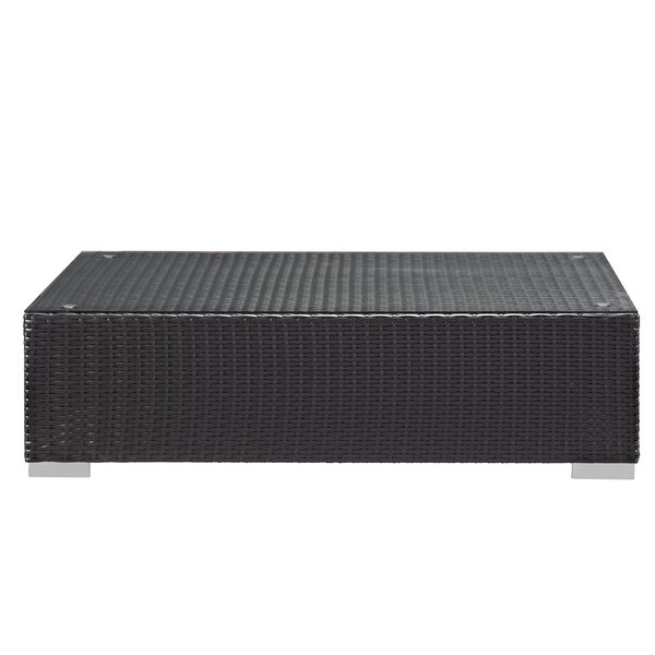 Corona Outdoor Patio Coffee Table by Modway