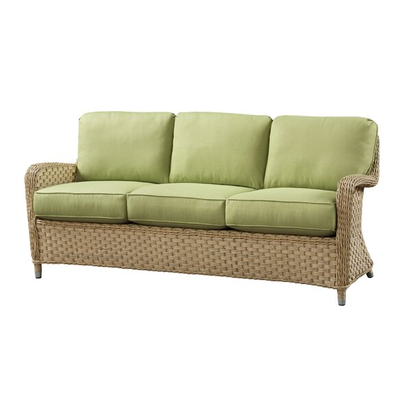 Sofa with Cushion by Wildon Home Wildon Home®