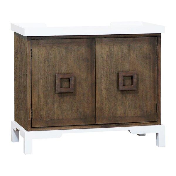 Oda 2 Door Accent Cabinet