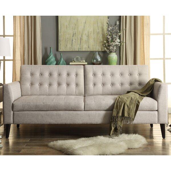 Darren Tufted Sofa by Langley Street