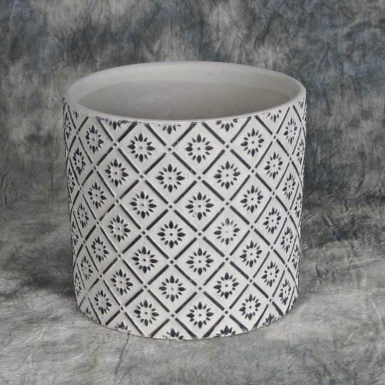 Ceramic Pot Planter by Mr. MJs