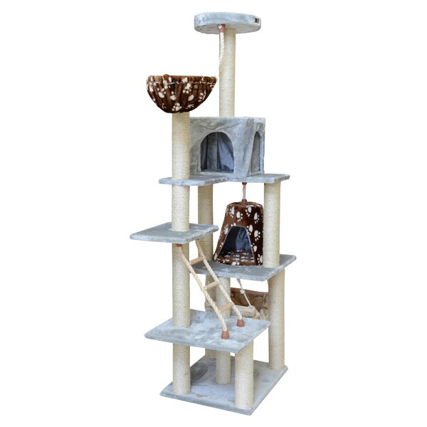 78 Classic Cat Tree by Armarkat