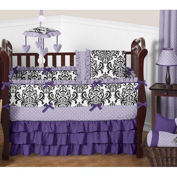 Sloane 9 Piece Crib Bedding Set by Sweet Jojo Designs