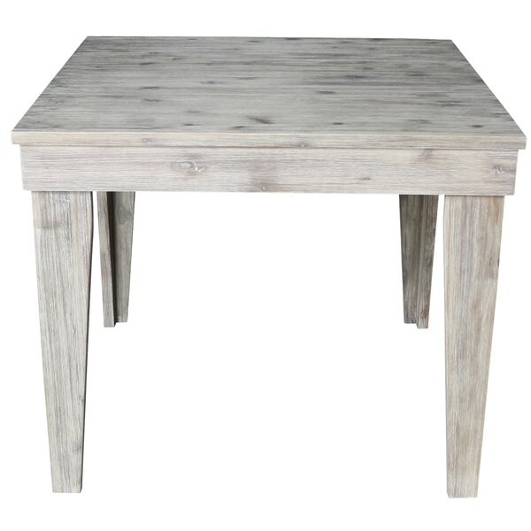 Gallant Solid Wood Dining Table by Gracie Oaks