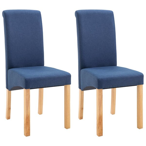 Bellona Upholstered Dining Chair (Set Of 2) By Ebern Designs
